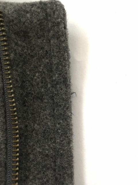 ロデオクラウンズ RODEOCROWNS ダッフルコート サイズ2 M レディース 美品 グレー 冬物【中古】