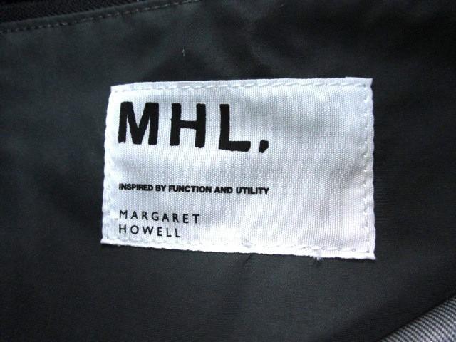 マーガレットハウエル MHL. リュックサック レディース ダークグレー ナイロン【中古】