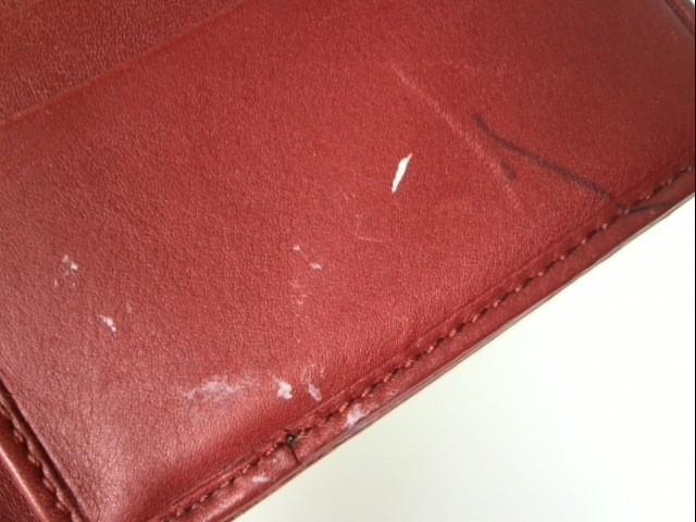 グッチ GUCCI Wホック財布 レディース ディアマンテ 181594 ベージュ×ダークネイビー×ボルドー ジャガード×レザー【中古】