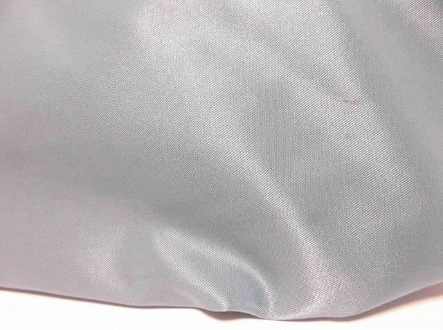 カフスバイリンツ Cuffz by Linz ショルダーバッグ レディース ライトブルー×ダークグレー 手錠モチーフ/チェーンショルダー【中古】