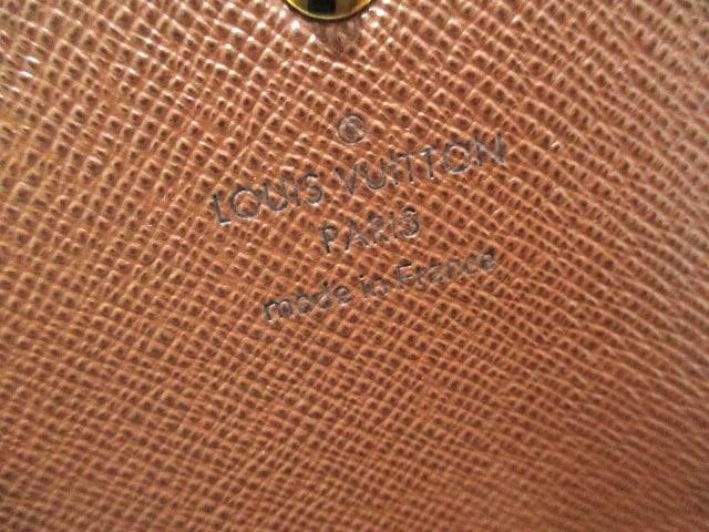 ルイヴィトン LOUIS VUITTON 長財布 モノグラム レディース 美品 ポルトフォイユ・サラ M60531 モノグラム・キャンバス【中古】