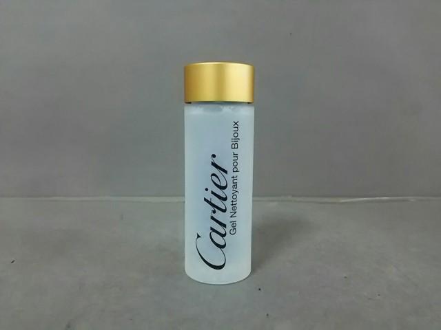 カルティエ Cartier 小物 レディース 美品 ゴールド×白 ジュエリークリーナーセット プラスチック×化学繊維×コットン【中古】