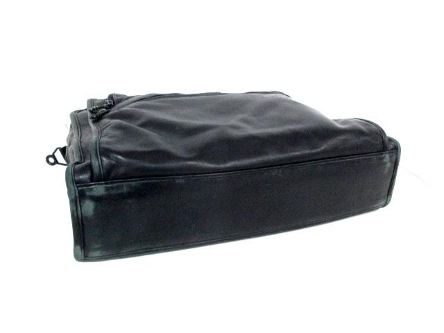 トゥミ TUMI ビジネスバッグ レディース 9635D3 黒 レザー【中古】