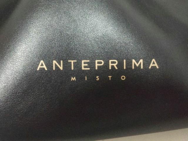 アンテプリマミスト ANTEPRIMA MISTO トートバッグ レディース 美品 黒 合皮【中古】