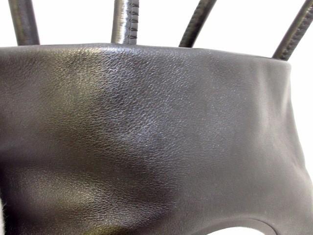 5e0b1b8fd0f4 シャネル CHANEL トートバッグ レディース 美品 カメリアトート 黒×白 ラムスキン【中古】