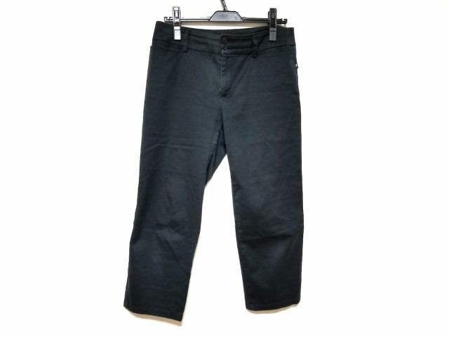 e11809db913d アニエスベー agnes b パンツ サイズ40 M レディース 黒【中古】の通販は ...