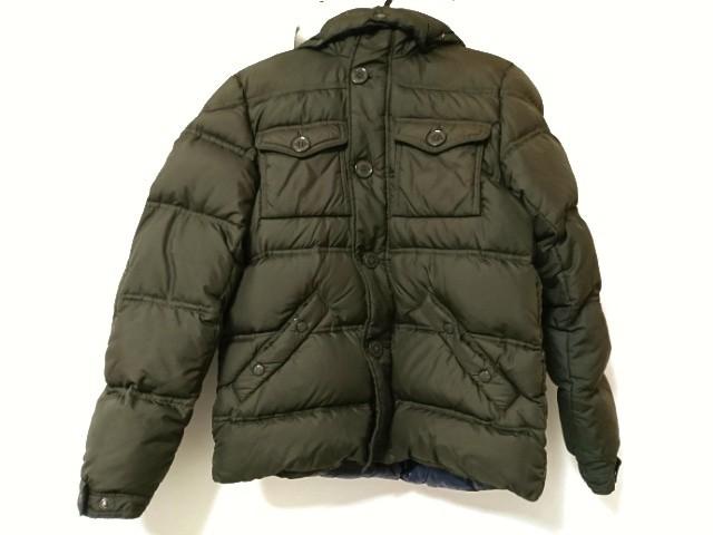 人気TOP モンクレール MONCLER ダウンジャケット サイズ152cm S メンズ - カーキ 冬物【】, 大任町 906707a7