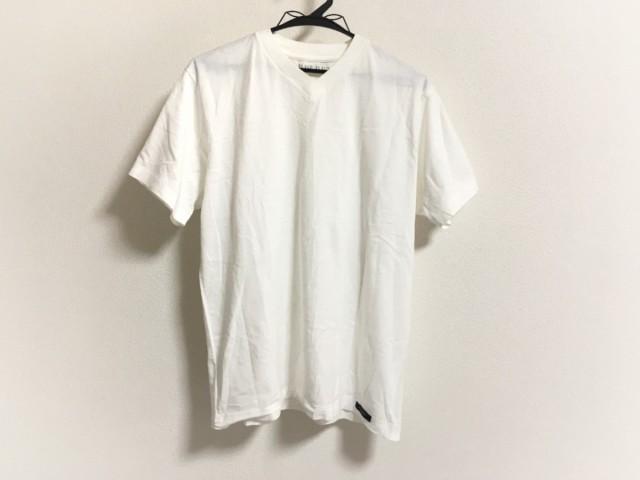 8b2b5265219951 バーバリー Burberry 半袖Tシャツ サイズL メンズ 美品 白【中古】の通販 ...