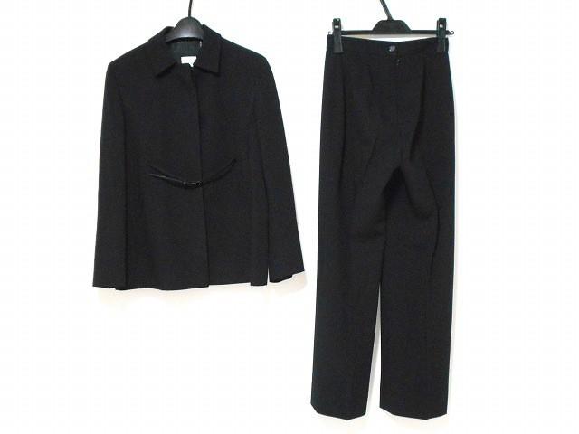 f07023500ebf セリーヌ CELINE レディースパンツスーツ サイズ36 S レディース 黒【中古】