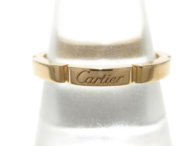 新着 カルティエ Cartier リング 57 レディース 美品 マイヨンパンテール K18PG【】20191111, ゴルフ インスパイア 38d0f6b6