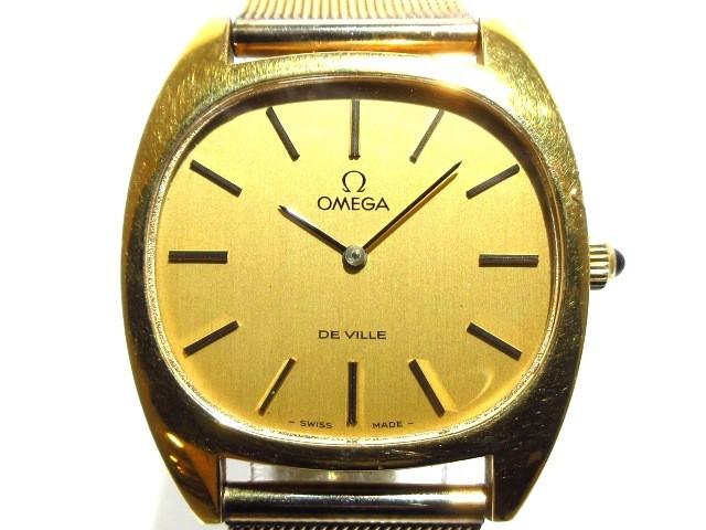 海外ブランド  デビル メンズ 腕時計 オメガ OMEGA ゴールド【】20191228-腕時計メンズ