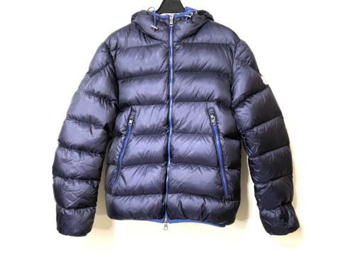 『4年保証』 モンクレール MONCLER ダウンジャケット メンズ CHAUVON ネイビー×ブルー 冬物【】20200129, 介護生活雑貨のライフプラザ 956aacc2