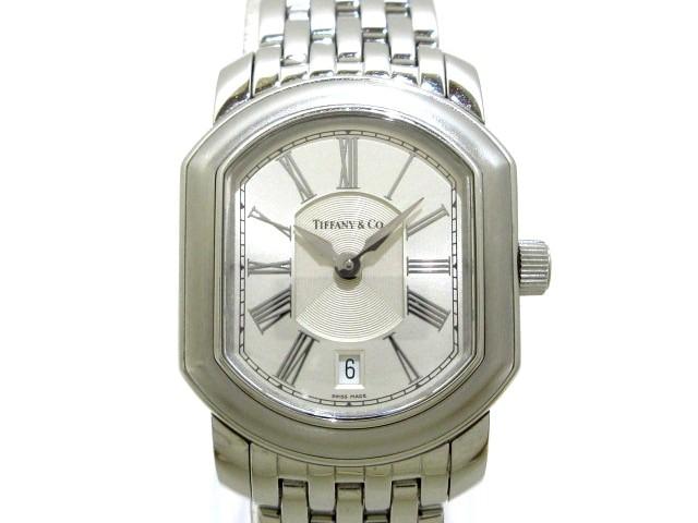 安価 ティファニー TIFFANY&Co. 腕時計 マーククーペ レディース シルバー【】20200307, バイクバイク用品はとやグループ 176d5b61