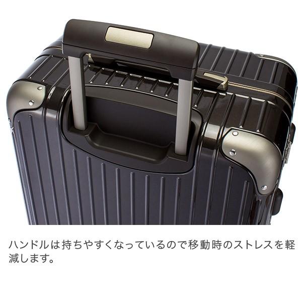 【E-Tag】 電子タグ リモワ RIMOWA リンボ 98L 882.77.33.5 マルチホイール スーツケース グラナイトブラウン Limbo MultiWheel