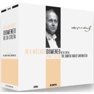 【SACD輸入】 Mozart モーツァルト / Idomeneo:  A.fischer  /  Danish Radio Sinfonietta C.elsner Hammarstrom Bonde-hansen