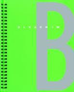 【単行本】 DaB / Bleach+w 送料無料