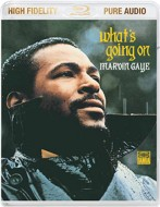 【BLU-RAY AUDIO】 Marvin Gaye マービンゲイ / What's Going On 送料無料