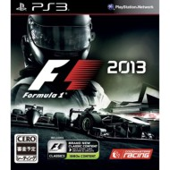 【GAME】 PS3ソフト(Playstation3) / F1 2013 送料無料