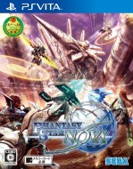【GAME】 Game Soft (PlayStation Vita) / ファンタシースター ノヴァ 送料無料