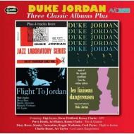 【CD輸入】 Duke Jordan ヂュークジョーダン / Three Classic Albums Plus