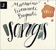 【CD輸入】 Giovanni Mazzarino / Riccardo Fioravanti / Stefano Bagnoli / Songs 送料無料