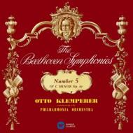 【SACD国内】 Beethoven ベートーヴェン / 交響曲第7番(ステレオ)、第5番『運命』(モノラル) クレンペラー&フィルハー
