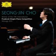 【CD輸入】 Chopin ショパン / ショパン・コンクール2015 チョ・ソンジン