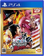 【GAME】 Game Soft (PlayStation 4) / ONE PIECE BURNING BLOOD アニソンサウンドエディション 送料無料