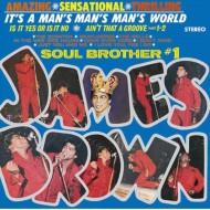 【LP】 James Brown ジェームスブラウン / It's A Man's Man's Man's World (50th Anniversary Lp Reissue) 送料無料