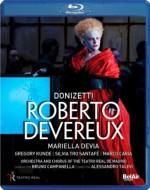 【Blu-ray】 Donizetti ドニゼッティ / Roberto Devereux:  Talevi Campanella  /  Teatro Real De Madrid Devia Kunde Tro Sa