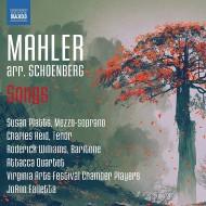 【CD輸入】 Mahler マーラー / 大地の歌、さすらう若者の歌(室内楽版) ジョアン・ファレッタ & ヴァージニア・アーツ・フェス