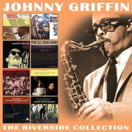 【CD輸入】 Johnny Griffin ジョニーグリフィン / Riverside Collection 1958-1962 (4CD)