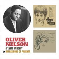 【CD輸入】 Oliver Nelson オリバーネルソン / Taste Of Honey  /  Impressions Of Phaedra