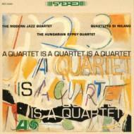 【SHM-CD国内】 Modern Jazz Quartet モダンジャズカルテット / Quartet Is A Quartet Is A Quartet