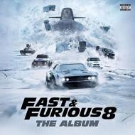 【LP】 ワイルド・スピード ICE BREAK / Fast  &  Furious 8 送料無料