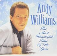 【CD輸入】 Andy Williams アンディウィリアムズ / It's The Most Wonderful Time Of The Year