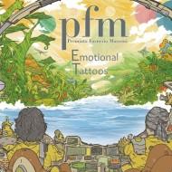 【LP】 PFM (P.F.M.) プレミアータフォルネリアマルコーニ / Emotional Tattoos (2枚組CD付 / 2枚組アナログレコード) 送料無