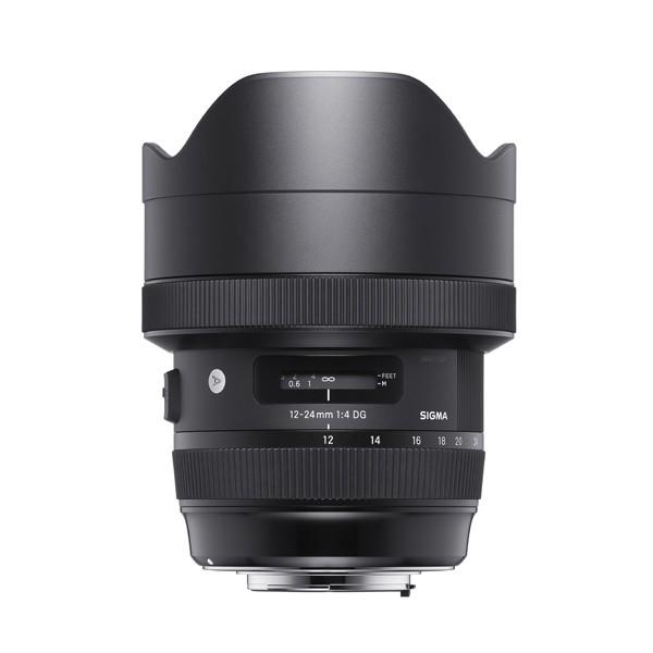 最愛 12-24MMF4DGHSM(A) 12-24mm SA シグマ DG HSM※シグママウント用レンズ(フルサイズ対応)[1224MMF4DGHSMASA]【返品種別A】 F4-カメラ
