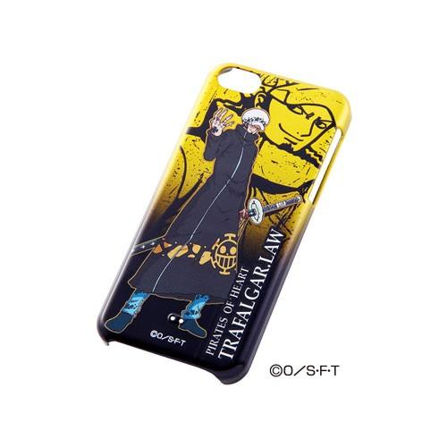 レイ・アウト RT-OP6D/TL iPhone 5c用ワンピース・キャラクター・シェルジャケット(トラファルガー・ロー)[RTOP6DTL]【返品種別A】