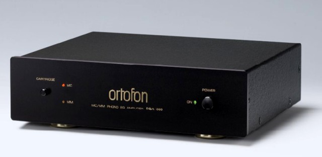 大特価 オルトフォン EQA555MK2 MC/MMフォノイコライザーortofon[EQA555MK2]【返品種別A】-オーディオ