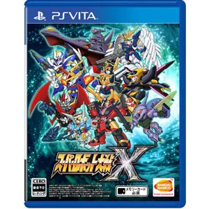 【PS Vita】スーパーロボット大戦X(通常版) VLJS-08013 PSVスパロボX【返品種別B】