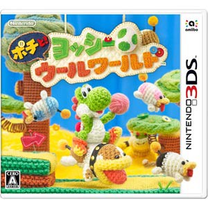 【3DS】ポチと!  ヨッシー ウールワールド CTR-P-AJNJ 3DSヨッシーウールワールド【返品種別B】