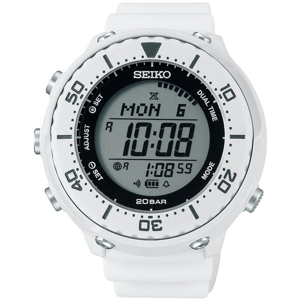 公式の  プロデュースモデル セイコー SBEP011【返品種別A】 フィールドマスター ソーラーモデル メンズタイプ プロスペックス LOWERCASE-腕時計メンズ