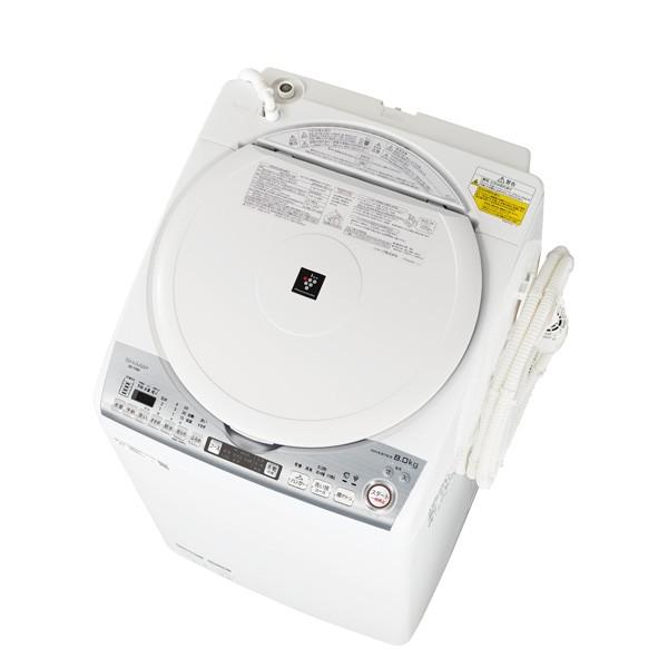 【現金特価】 シャープ ES-TX8D-W 8.0kg 8.0kg 洗濯乾燥機 ホワイト系SHARP[ESTX8DW] ES-TX8D-W【返品種別A】, ラベンダージャパン:5047f218 --- salsathekas.de