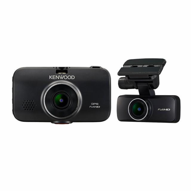 ケンウッド DRV-MR760 前後撮影対応2カメラドライブレコーダーKENWOOD リアレコ[DRVMR760] 返品種別A
