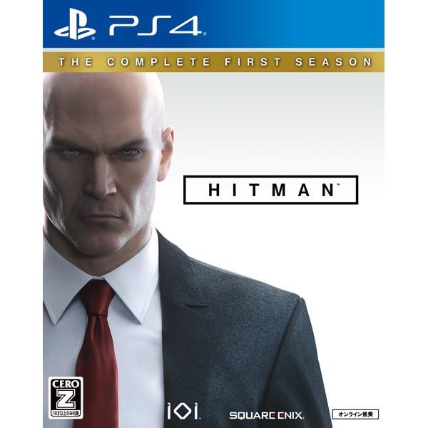 【PS4】ヒットマン ザ・コンプリート ファーストシーズン PLJM-84091 PS4ヒットマン【返品種別B】