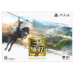 【PS4】真・三國無双8 TREASURE BOX真三國無双 KTGS-40400 PS4ムソウ8トレジャー【返品種別B】