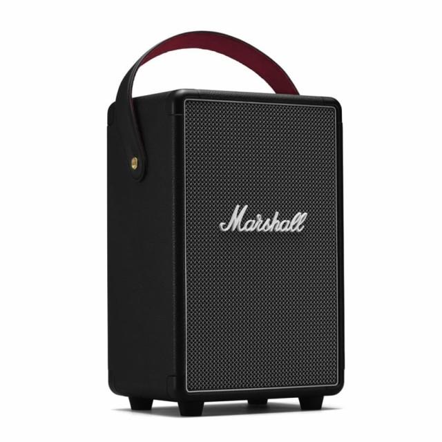 【日本限定モデル】 マーシャル Bluetooth対応 ポータブルスピーカー TUFTON(ブラック)Marshall TUFTON[TUFTONBLACK]【返品種別A】 TUFTON-BLACK-オーディオ