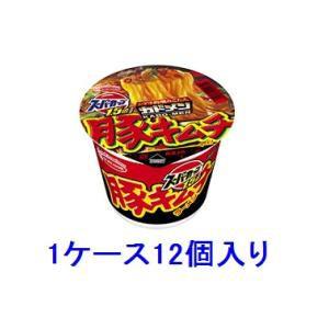 エースコック スーパーカップ 1.5倍 豚キムチラーメン 113G(1ケース12個入)  ス-パ1.5ブタキムチラ-メンX12【返品種別B】