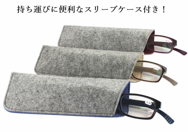 首かけ PC老眼鏡 おしゃれ 男性用 女性用 ブルーライトカット メンズ レディース ネックリーダー グラン 3カラー 5度数展開